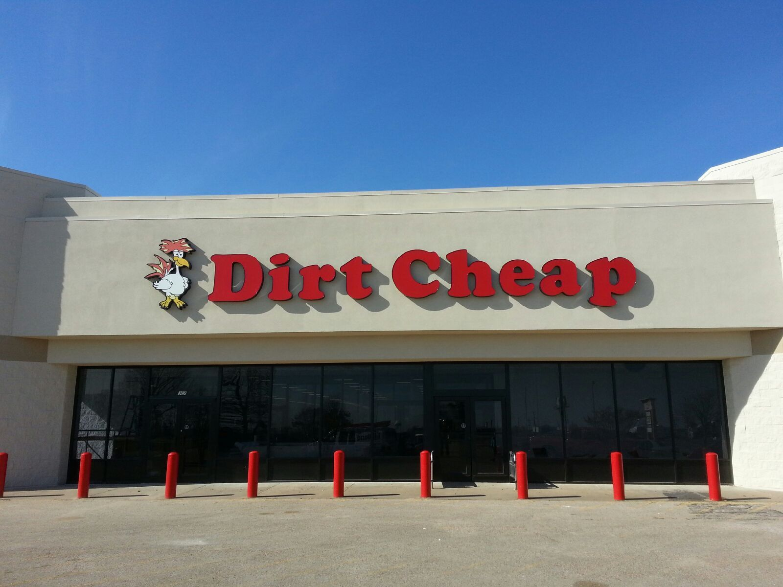 Blytheville Dirt Cheap