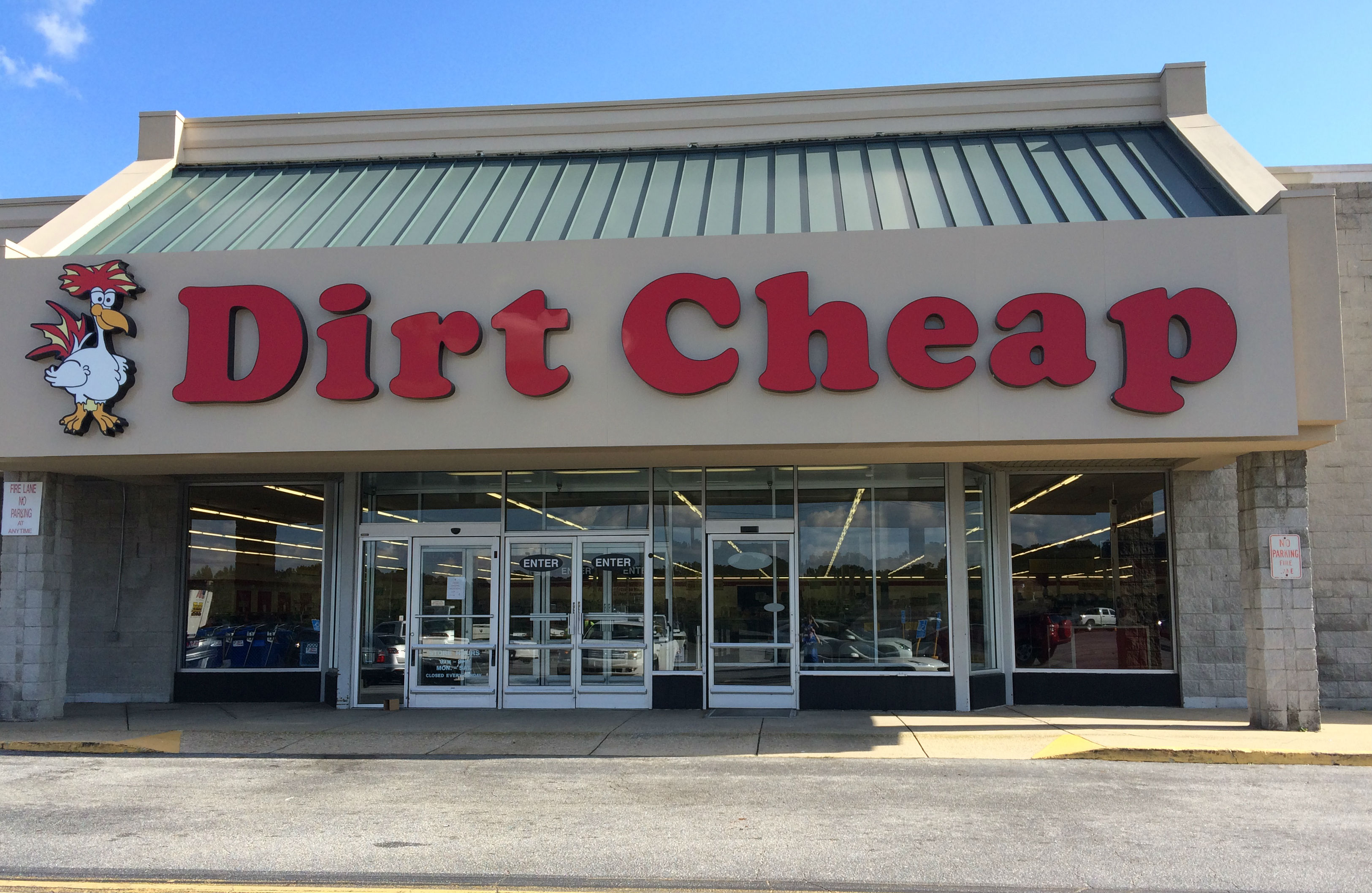 Columbus, GA Dirt Cheap