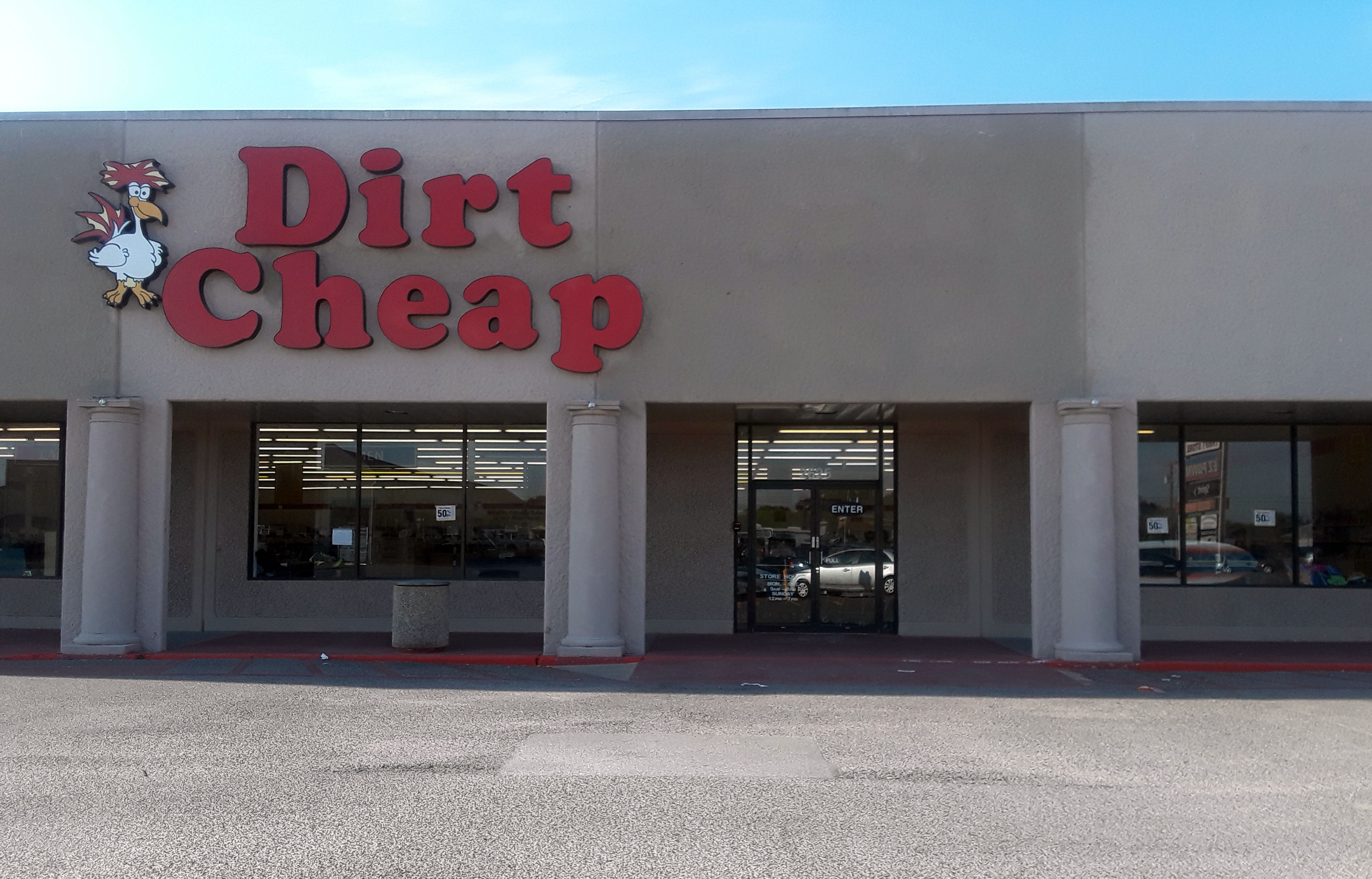 Alvin Dirt Cheap