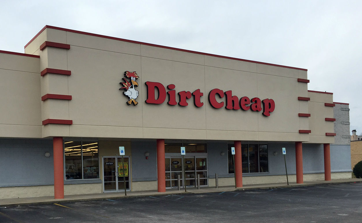 Anniston Dirt Cheap