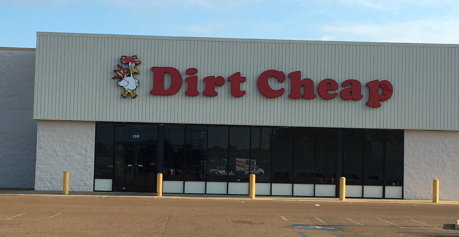 Batesville Dirt Cheap