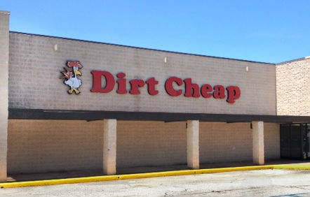 Corinth Dirt Cheap