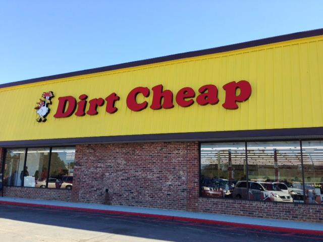 Franklinton Dirt Cheap