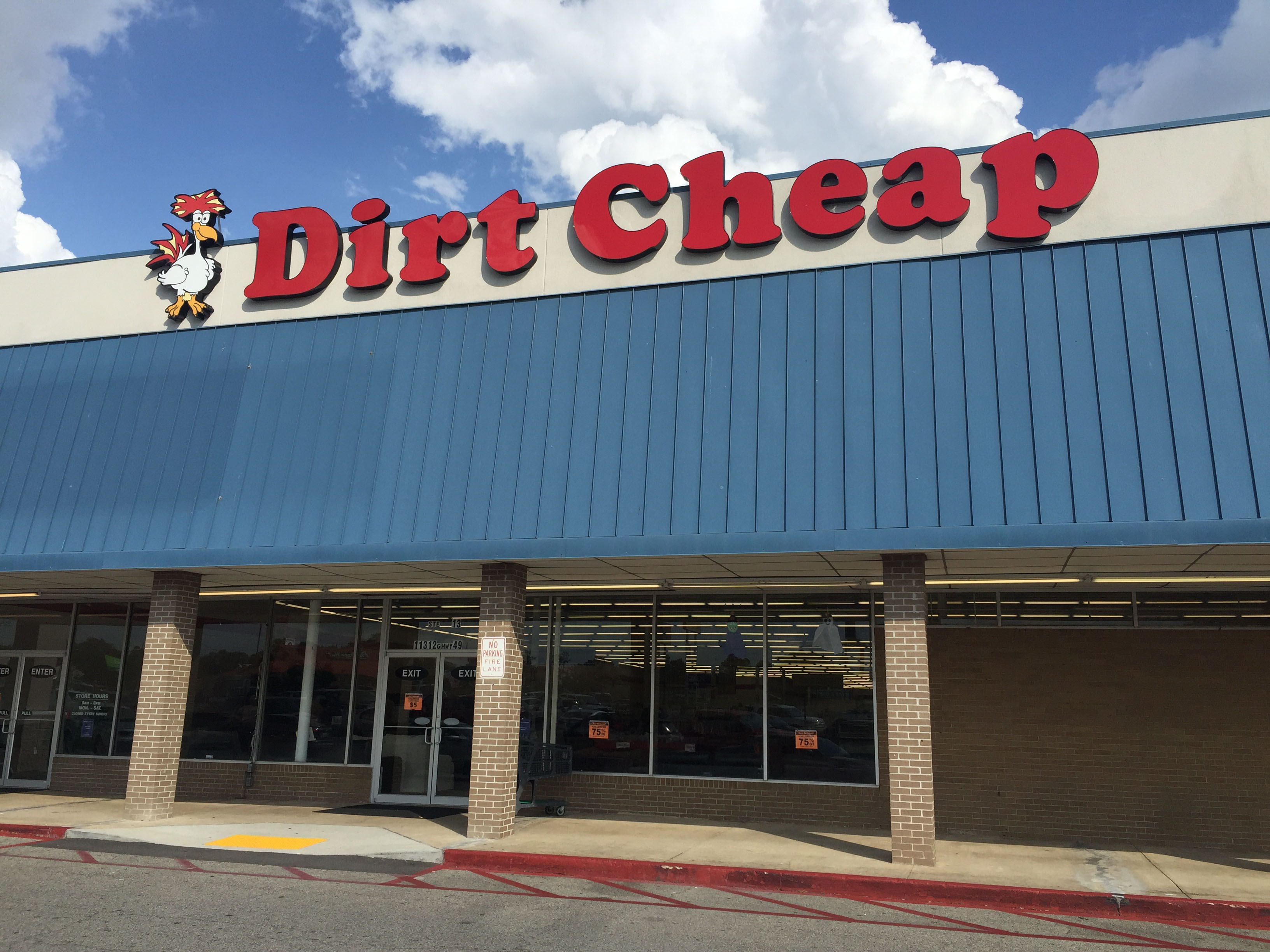 Gulfport Dirt Cheap