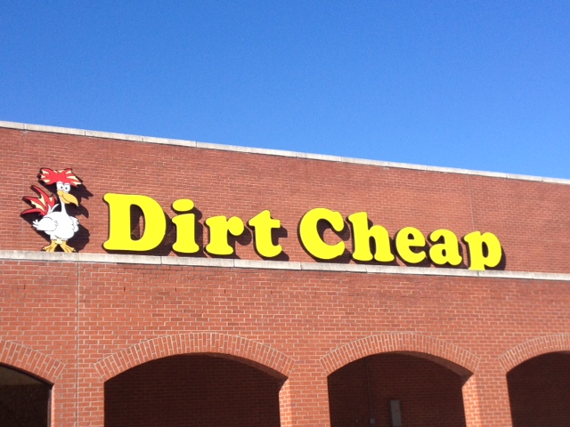 Hammond dirt cheap locations dirt cheap for Affordable furniture ville platte la