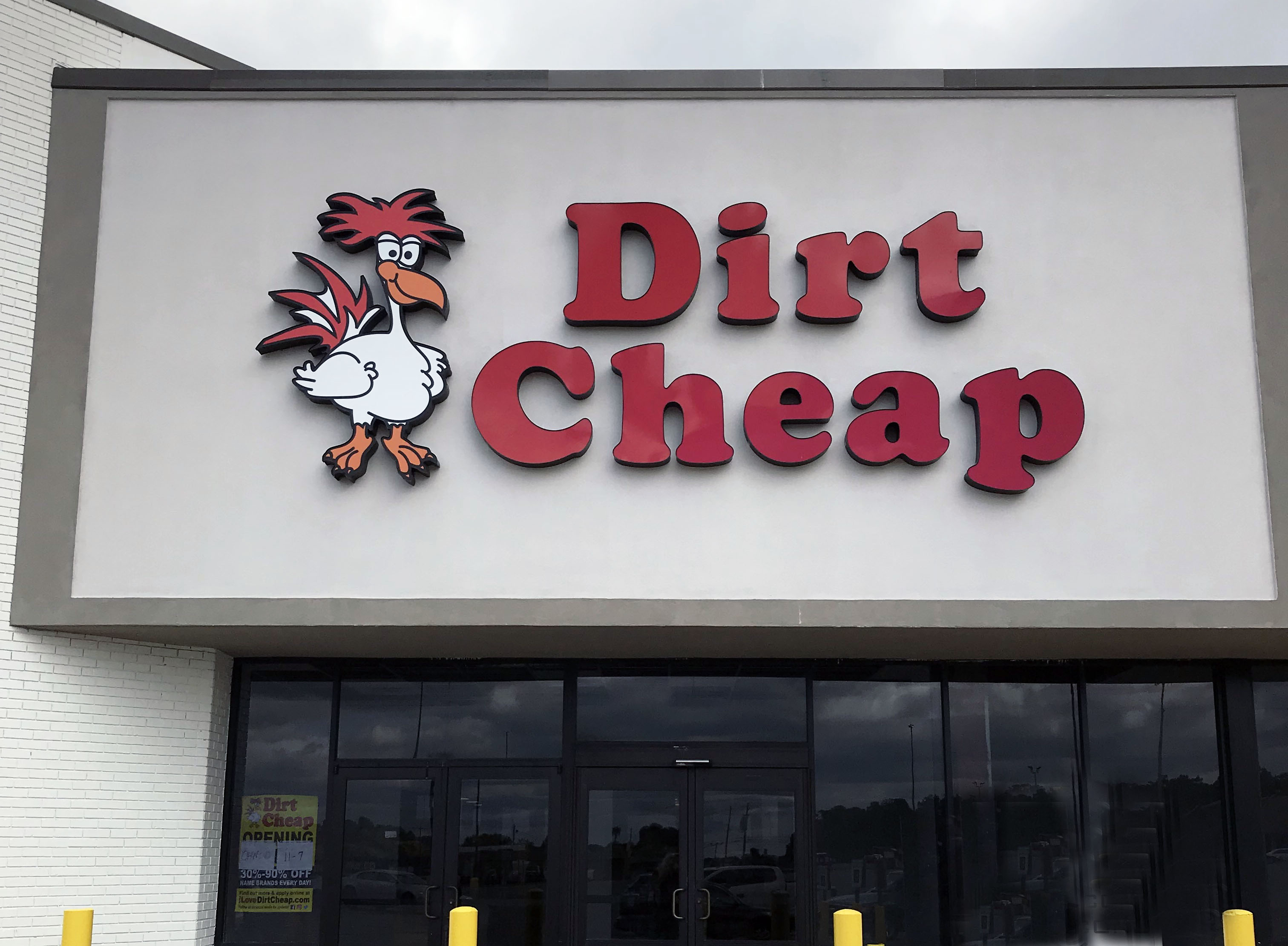 Hot Springs Dirt Cheap