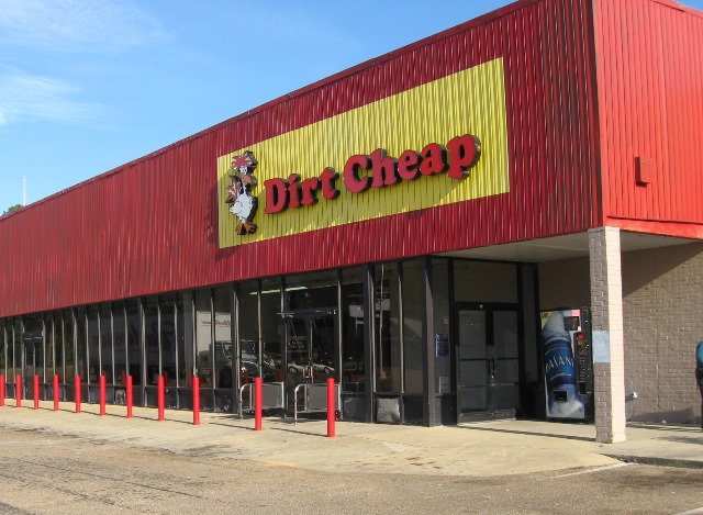 Louisville Dirt Cheap