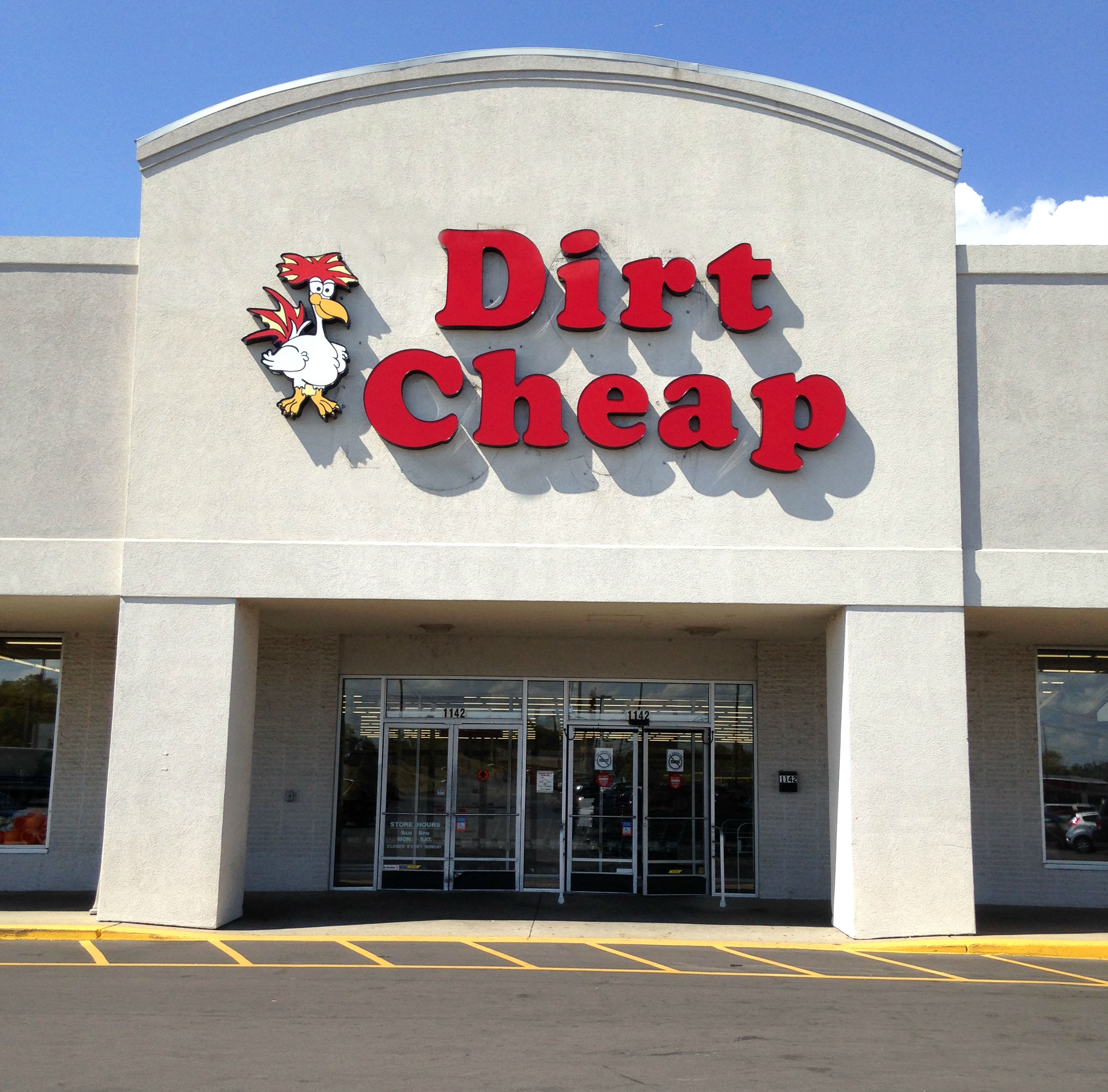 Dirt cheap store locations - Madison Tn Dirt Cheap