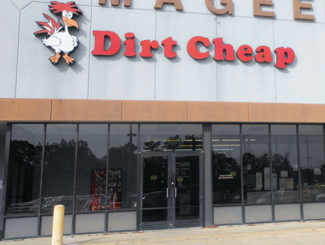 Magee Dirt Cheap