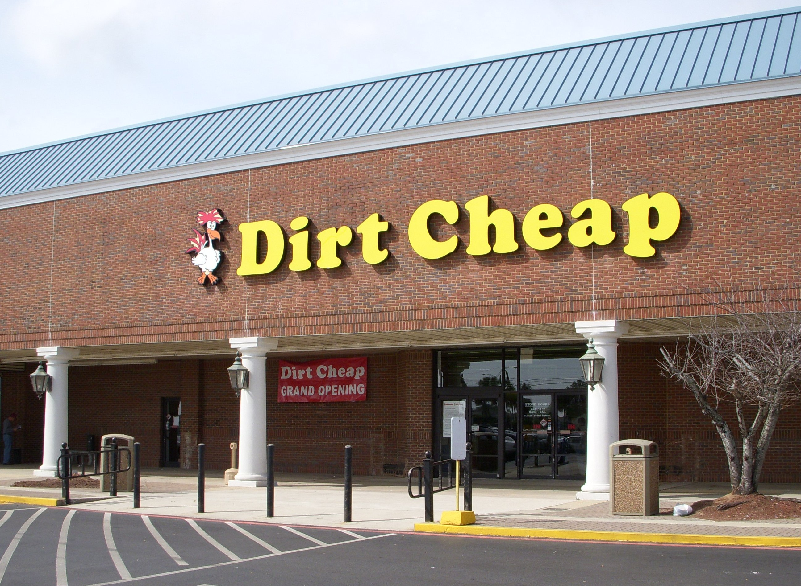 Dirt cheap store locations - Mobile Dirt Cheap Schillinger