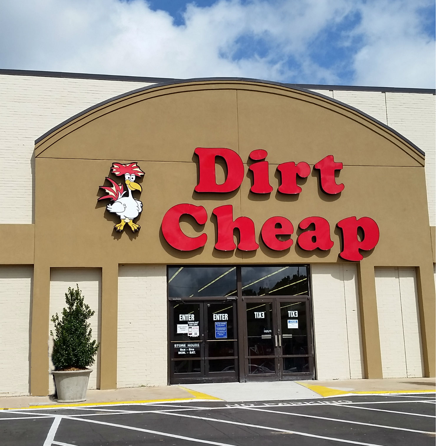 Dirt cheap store locations - Natchez Dirt Cheap