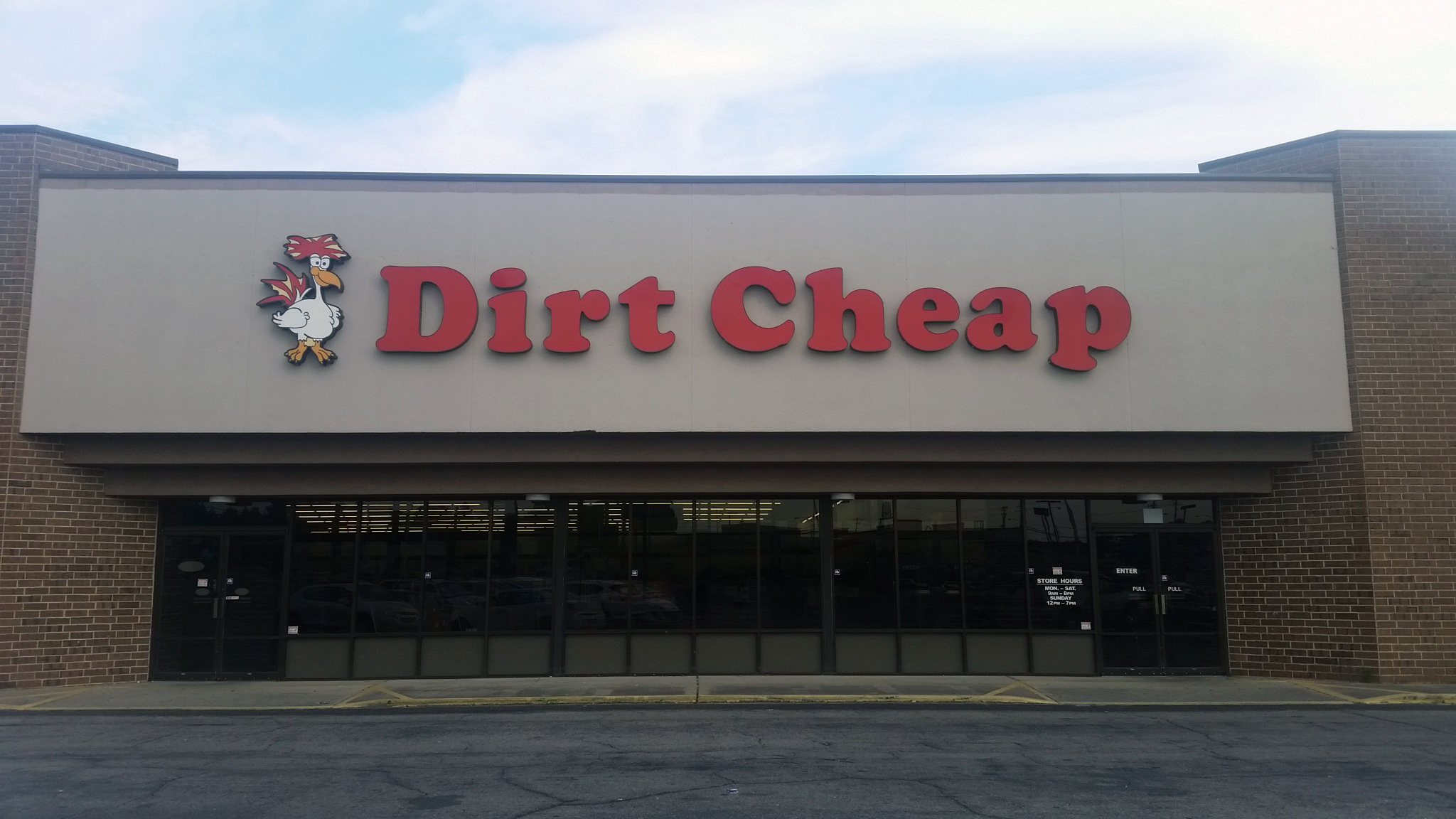 Ozark Dirt Cheap