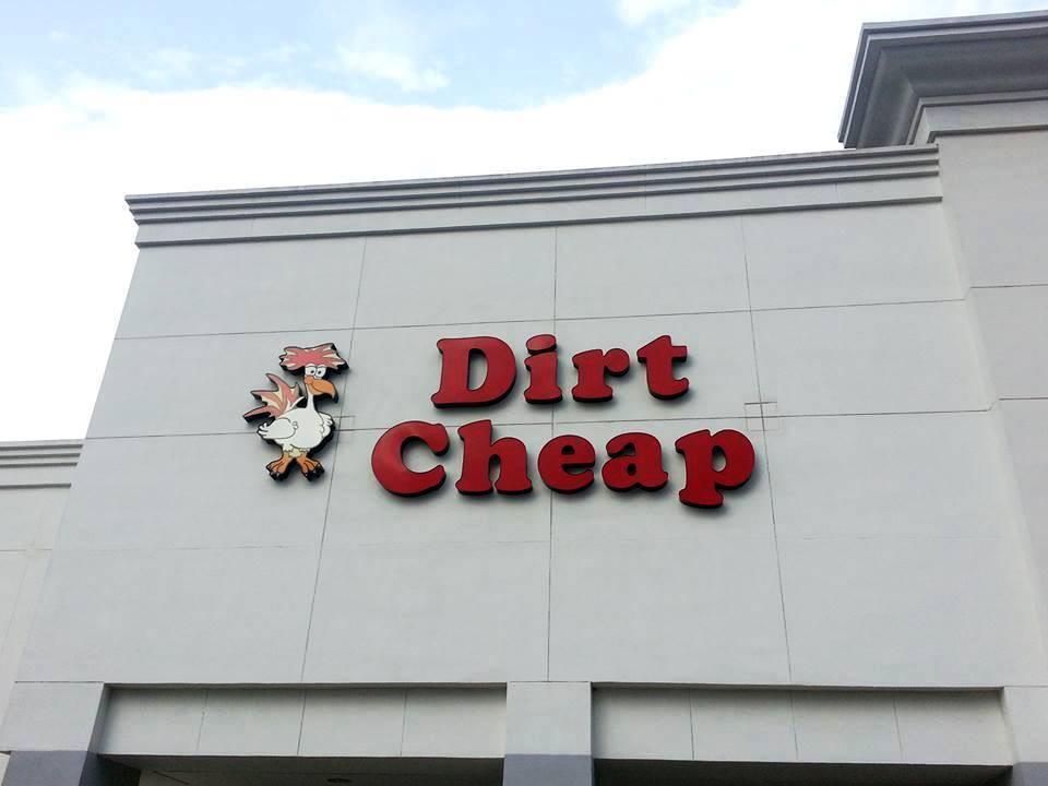Pensacola Dirt Cheap - Davis Hwy