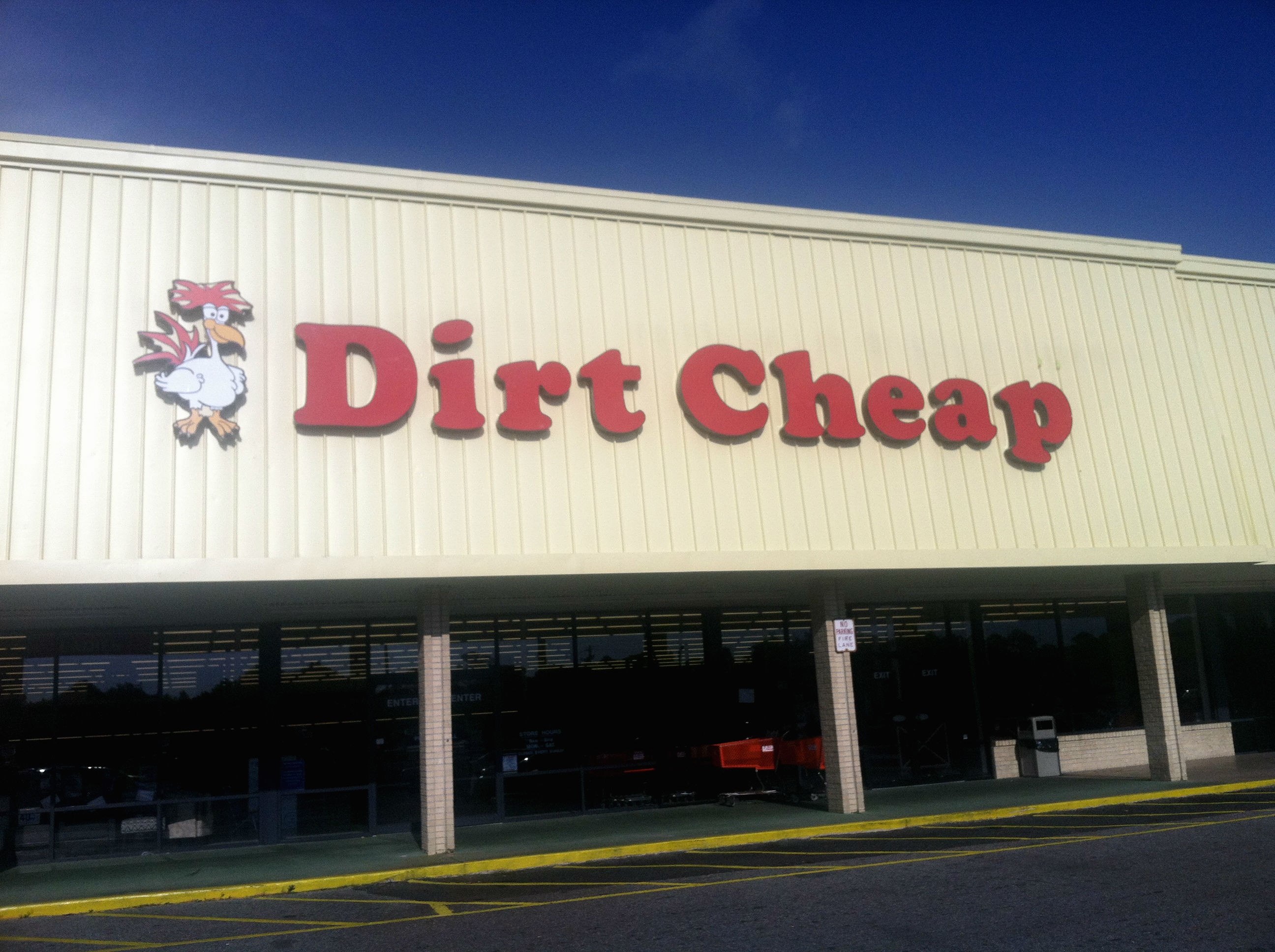 Pensacola Dirt Cheap - Fairfield