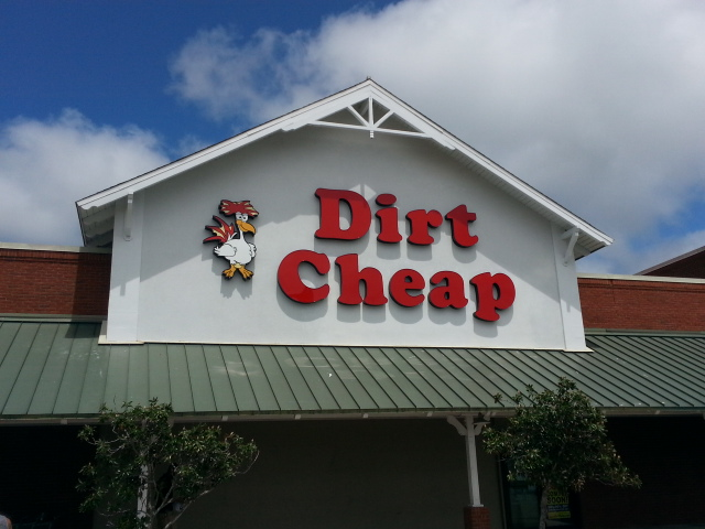 Slidell Dirt Cheap