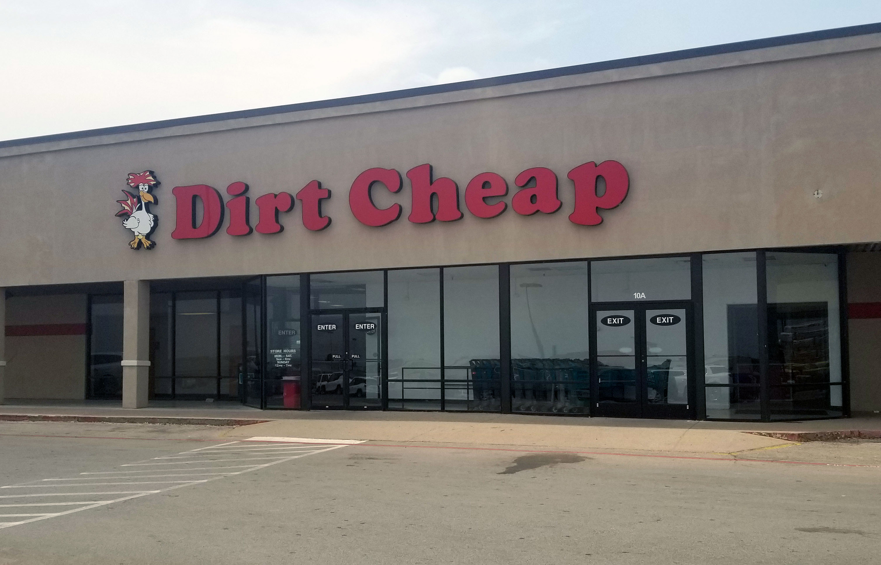 Stephenville Dirt Cheap