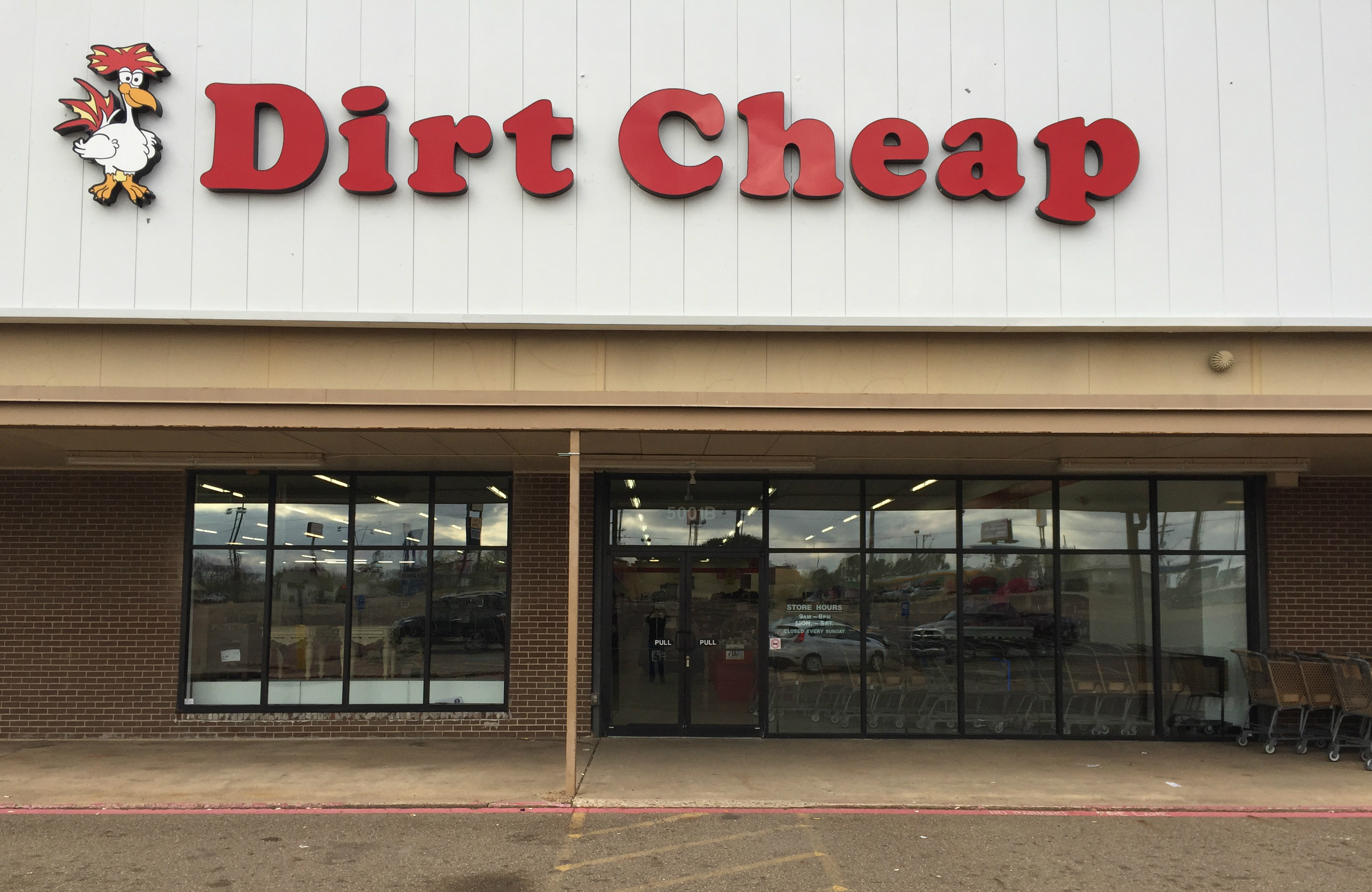 Texarkana Dirt Cheap