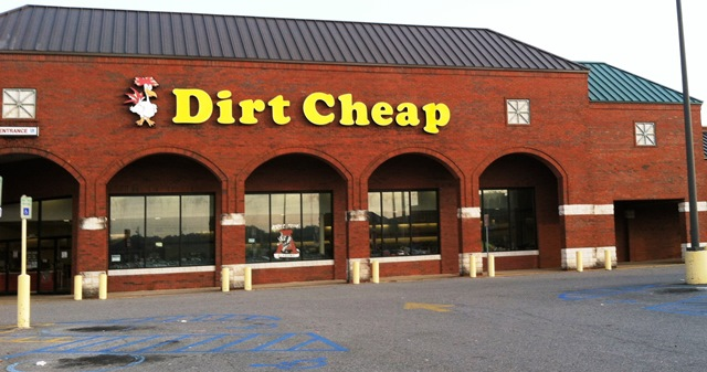 Tuscaloosa Dirt Cheap