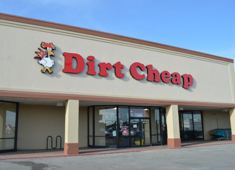 Wichita Falls Dirt Cheap