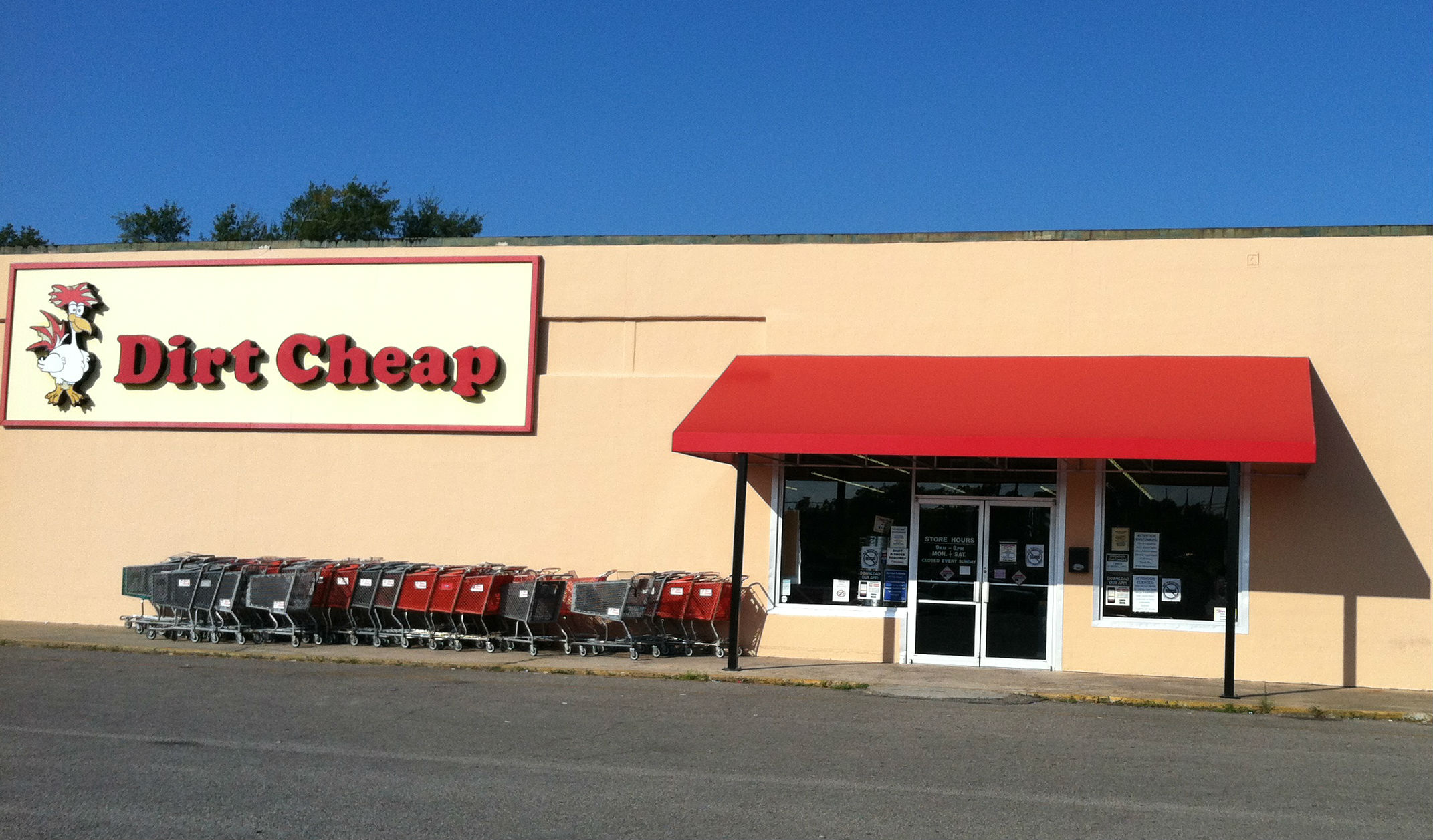 Dirt cheap store locations - Long Beach Dirt Cheap