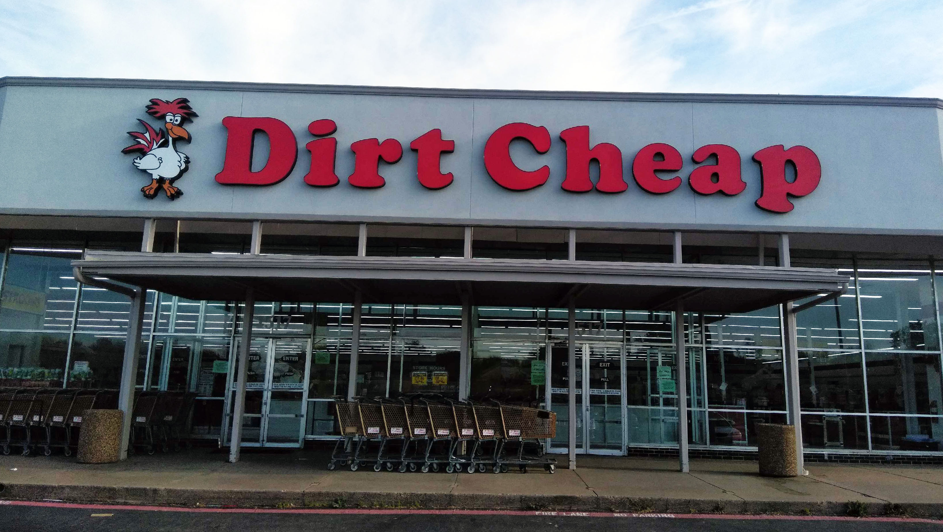 Arlington Dirt Cheap