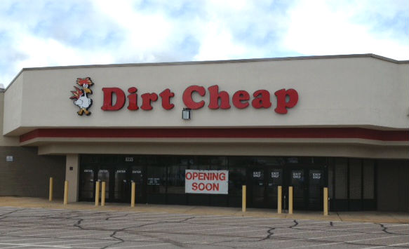 Millington Dirt Cheap